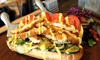 Seven Hens - North Decatur: $15 for Chicken Schnitzel Sandwich Meal with French Fries and a Drink for Two at Seven Hens ($19.98 Value)