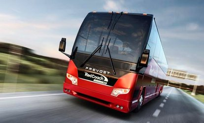 Up to 51%  Off Luxury Bus Transportation