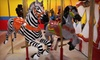 Kiddie Park Pica Pica - Harlandale: Unlimited Rides for Two or Four Children and Two Cotton Candies at Kiddie Park Pica Pica (Up to 58% Off)