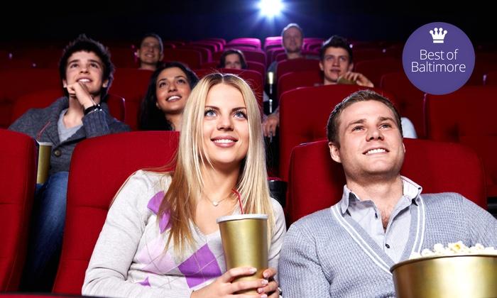 Hoyts West Nursery Cinemas 14 - Simsbury: $13 for a Movie with a Large Popcorn and Soda atHoyts West Nursery Cinemas 14(Up to $23.50 Value)