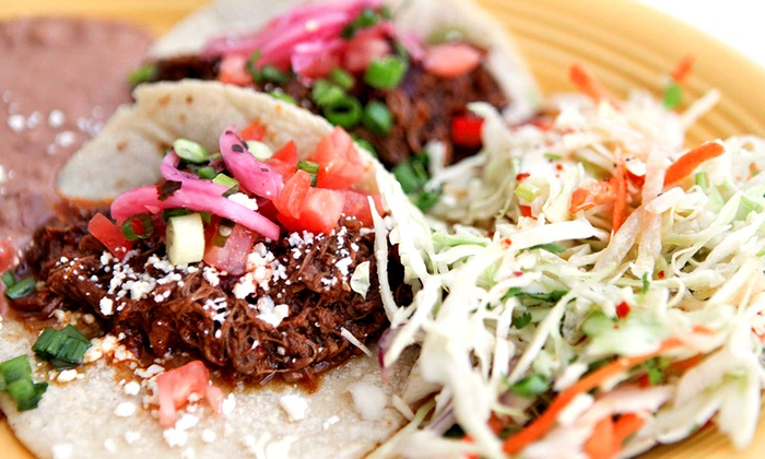 Agave Cocina & Cantina - Redmond: Prix-Fixe Dinner for Two or Tequila and Tacos for Two at Agave Cocina & Cantina (Up to 30% Off)