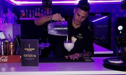 2 cócteles y Shisha para 2 personas por 12,95 € en Origen Hookah Lounge