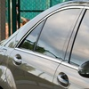 Up to Half Off Window-Tinting Package with Sun Strip