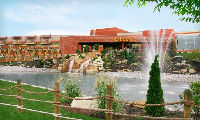 Kalahari Resorts and Conventions charges a nominal resort fee of $ on all reservations. Learn more about what amenities are included because of this fee.