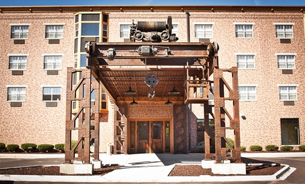 Groupon Deal: Stay at Ironworks Hotel in Beloit, WI, with Dates into August