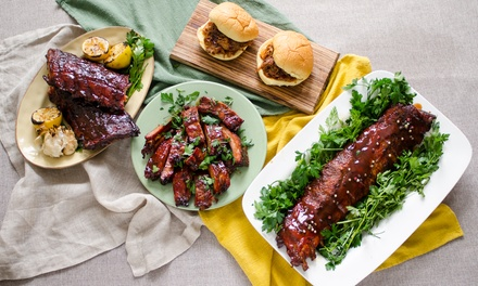 The Best of BBQ Taster Pack from Pig of the Month