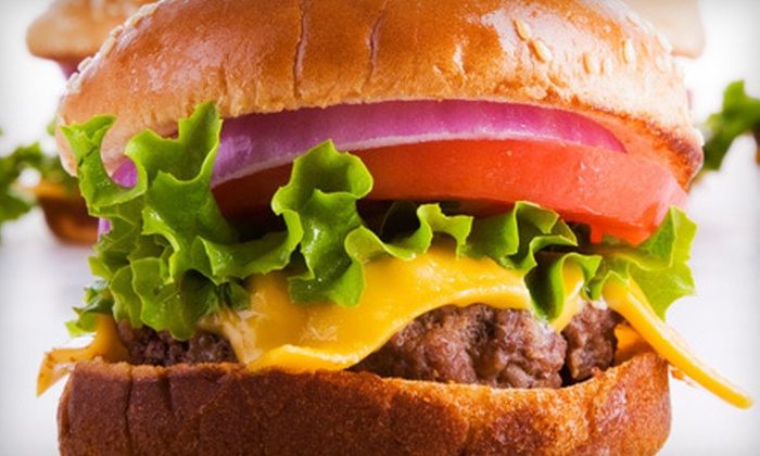 Skooter's - Multiple Locations: American Diner Fare at Skooter's (Up to 53% Off). Two Options Available.