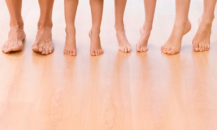 Laser Toenail-Fungus Removal for One or Both Feet at Family Footcare, PC in Southfield (Up to 76% Off)