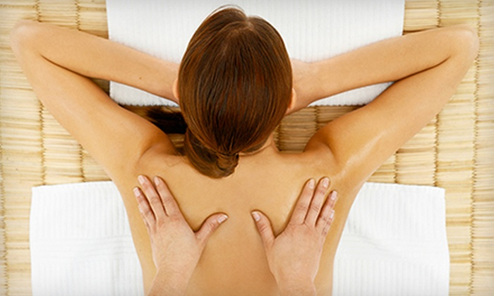 EB3 Therapeutic Massage - Oak Park: 60-Minute Swedish or Deep-Tissue Massage with Optional Chocolate Strawberries at EB3 Therapeutic Massage (Up to 57% Off)