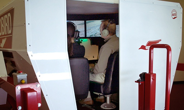 CRAFT - North Charleston: $62 for a Discovery Flight in a Full-Motion Flight Simulator at CRAFT ($125 Value)