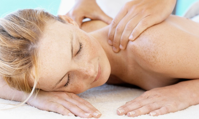 A Healing Hand Spa & Massage - Yum Yum Tract: Deep-Tissue or Swedish Massage or Clay Body Wrap and Massage at A Healing Hand Spa & Massage (Up to 57% Off)