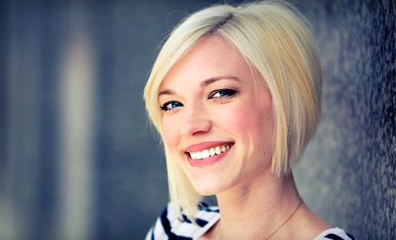 Women's Haircut with Optional Highlights or Highlights and Color from Hair by Michelle Nelson (Up to 58% Off)