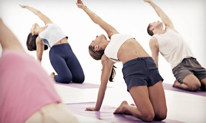 Bikram Yoga Agoura Hills - Whizin's Row: $39 for 10 Classes at Bikram Yoga Agoura Hills (Up to $140 Value)