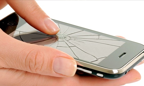 Mobile Devices, Accessories, or Repairs at ScreenWorks (Up to 68% Off). Two Options Available.