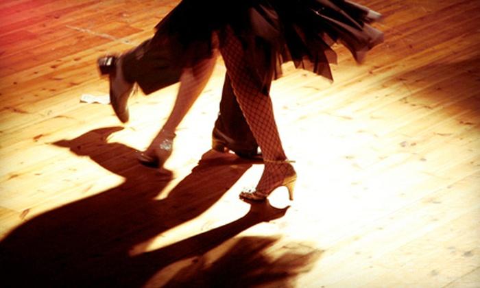 Bailando Latin Dance Company - Multiple Locations: 4, 8, or 12 Latin Dance Classes or Private Dance Lesson for One at Bailando Latin Dance Company (Up to 54% Off)