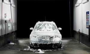 Santa Monica Car Wash & Detailing: $18 for Premium Wash at Santa Monica Car Wash & Detailing ($29.99 Value)