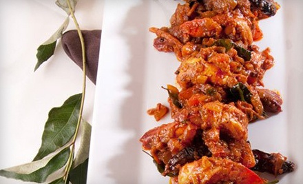 $19 for $30 Worth of Indian Cuisine at Rani Mahal