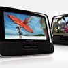 "Philips 7"" Dual-Screen Portable Car DVD Player (PD7012/37)"
