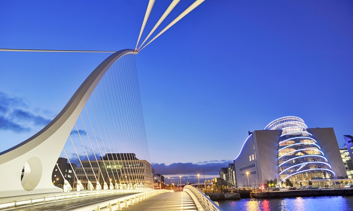 dublin trip with airfare from great value vacations in