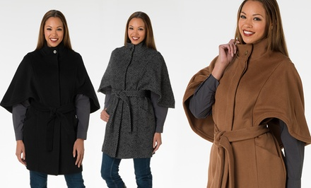 Hilary Radley Women's Coats. Multiple Styles Available from $49.99–$84.99.
