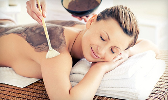 Sol Day Spa - West Central Westminster: Spa Package with Body Wrap, Body Scrub, Massage, and Optional Facial at Sol Day Spa (Up to 58% Off)