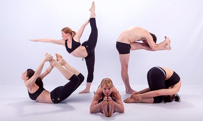 Bikram Yoga Baltimore - Multiple Locations: 5, 10, or 20 Hot-Yoga Classes at Bikram Yoga Baltimore (Up to 87% Off)