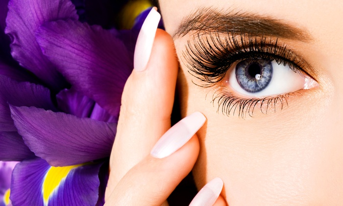 Trevi Nails - Murray Hill: $45 for a Full Set of Eyelash Extensions at Trevi Nails ($99 Value)