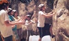 Treks and Tracks - Multiple Locations: One, Two, or Three Groupons, Each Good for a One-Day Kids' Rock-Climbing Camp from Treks and Tracks (Up to 61% Off)
