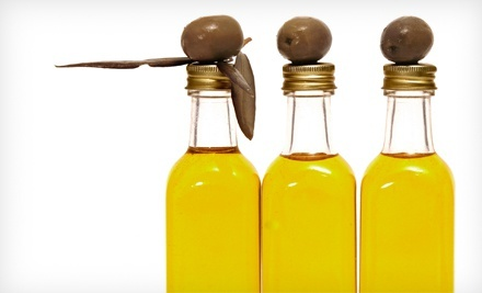 Olive Oil, Hot Sauce, and Vinegar from Carneros Marketplace (Up to 52% Off)