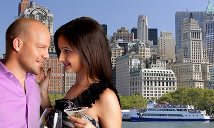 Four-Hour Singles Cruise Around Manhattan for One or Two from Singles Boat Party (Up to 65% Off)