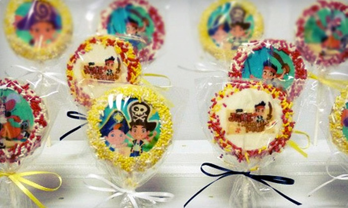 Lucky Occasions - Auburn: One or Two Dozen Cookie Pops at Lucky Occasions (Up to 52% Off)