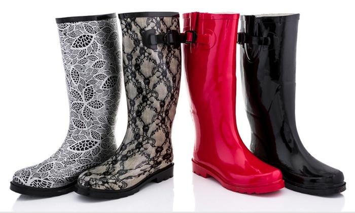 Rasolli Vicky Rain Boots: Rasolli Rainboot. Multiple Styles Available. Free Shipping and Returns.