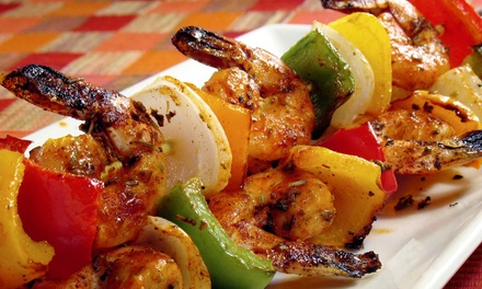 $20 for $40 Worth of Mediterranean Dinner at Nadim's Downtown Mediterranean Grill