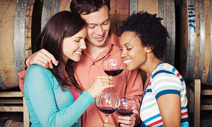 The Cellar Door - Cellar Door: Wine Tasting for Two with Two Take-Home Bottles of Wine at The Cellar Door (Up to 53% Off). Three Dates Available.