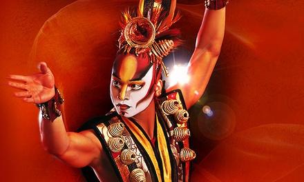 "Cirque du Soleil's ""Dralion"" at Allen County War Memorial Coliseum on November 5–9 (Up to 34% Off)"