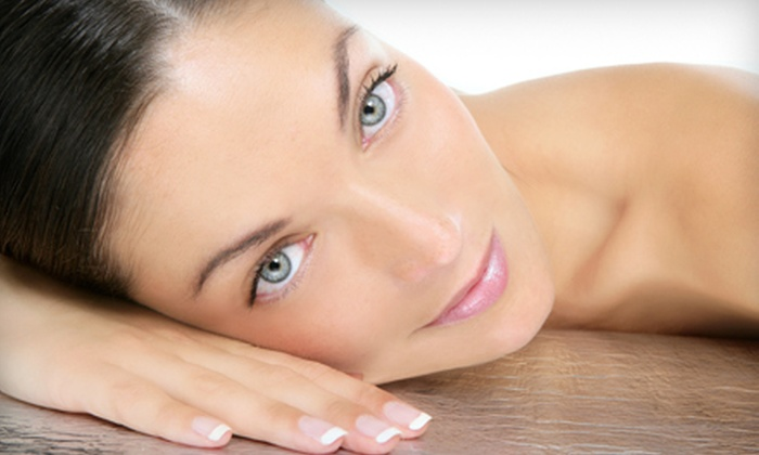 Complexions Spa - Meridian Kessler: $65 for a Spa Package with a Facial, Haircut, Manicure, and Brow Wax or Tweeze at Complexions Spa (Up to $188 Value)