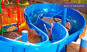 CoCo Key Water Resort: Two or Four Water-Park Passes or a Package of Four Annual Passes at CoCo Key Water Resort (Up to 43% Off)