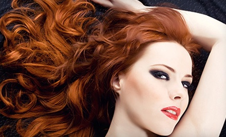 Haircut Packages from Paige Shanlian at Identities the Salon (Up to 54% Off). Three Options Available.