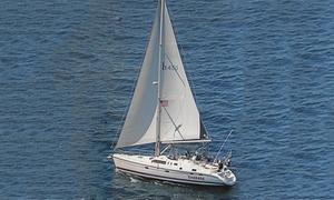 Charade Sailboat Charters: Semi-Private Cruise for Two or Private Cruise for Up to Six from Charade Sailboat Charters (Up to 52% Off)