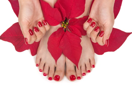 Shellac Manicure at Studio CEO in Fairlawn (41% Off)
