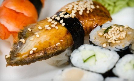 Asian Cuisine at Tenka Asian Bistro in Westborough (Up to Half Off). Two Options Available.