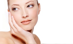 Revive Salon & Spa: One or Two Exilis Elite Skin-Tightening Treatments for the Face at Revive Salon & Spa (Up to 73% Off)