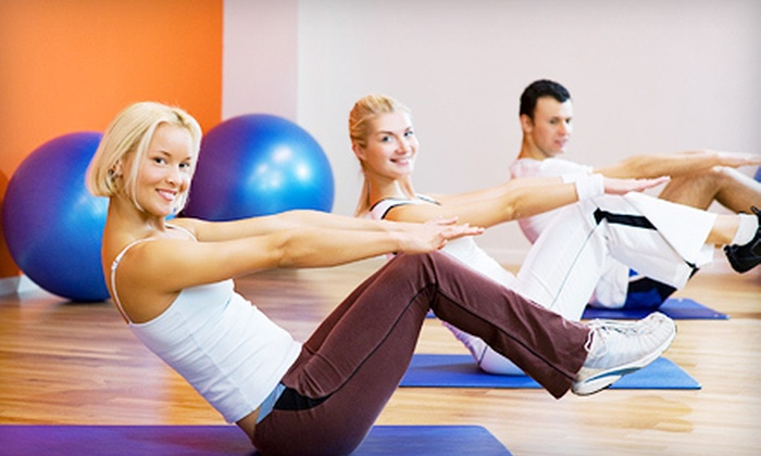Top Level Fitness - Burlington Northern Industrial Park: $40 for Four Weeks of Boot-Camp Classes at Top Level Fitness (Up to $249 Value)