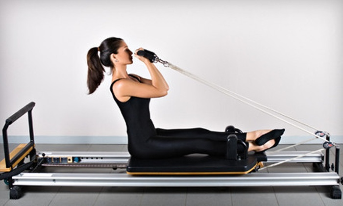 Tucson Pilates Shop - Arroyo Chico: 5 or 10 Mat or Small Group Equipment Classes at Tucson Pilates Shop (Up to 64% Off)