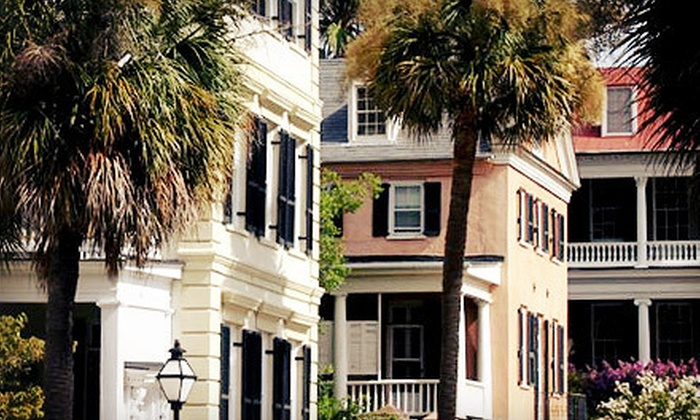 Charleston History Tours… Picture Perfect - Charleston: Walking Photo Tour for Two or Four from Charleston History and Photo Tour (Up to 53% Off)