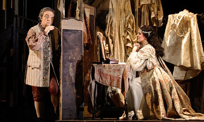 """State Theatre - State Theatre: $8 to See Opera """"Adriana Lecouvreur"""" or Ballet """"Raymonda"""" in High-Definition at the State Theatre (Up to $15 Value)"""