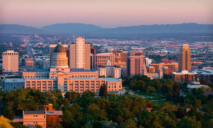 Radisson Hotel Salt Lake City Airport - Poplar Grove: One- or Two-Night Stay for Two with Breakfast at Radisson Hotel Salt Lake City Airport