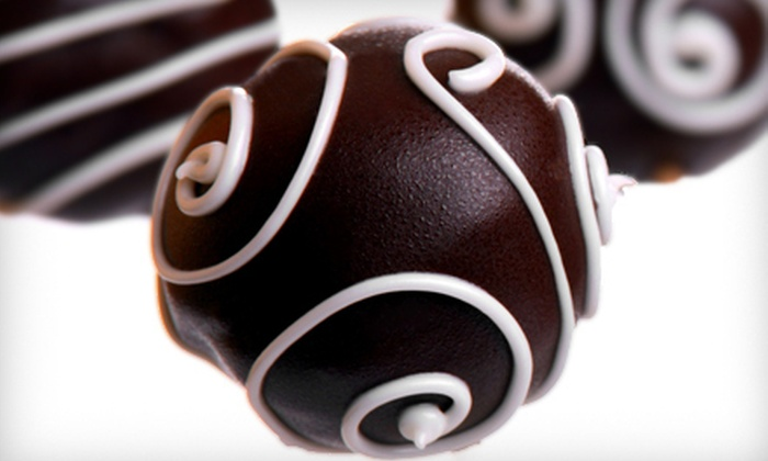 The Icing & The Cake - Mooresville: $15 for One Dozen Cake Balls at The Icing & The Cake in Mooresville ($45 Value)