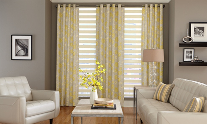3 Day Blinds - Santa Cruz / Monterey: 99 for $300 Worth of Custom Window Treatments from 3 Day Blinds