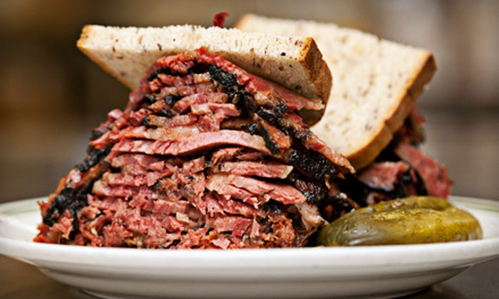The Route 58 Deli - Little Neck: $7 for $15 Worth of Soups, Sandwiches, and Deli Food at The Route 58 Deli